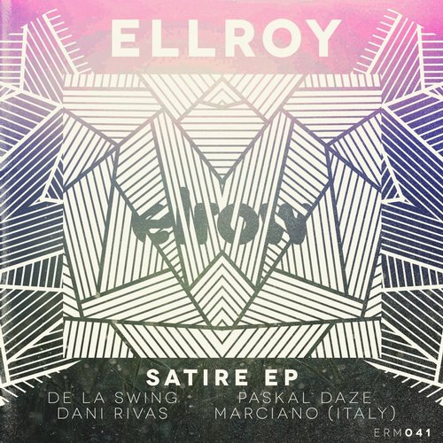 Ellroy - Satire EP [ERM041]